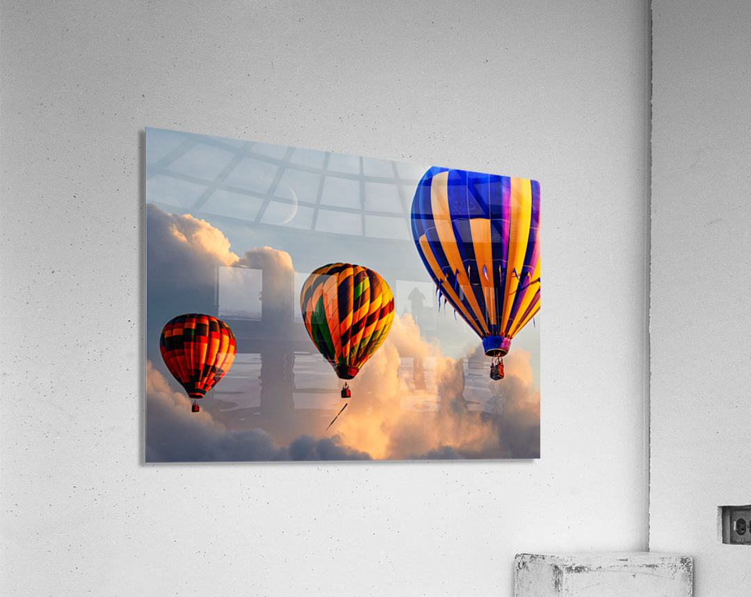 Sunrise Alignment  Acrylic Print