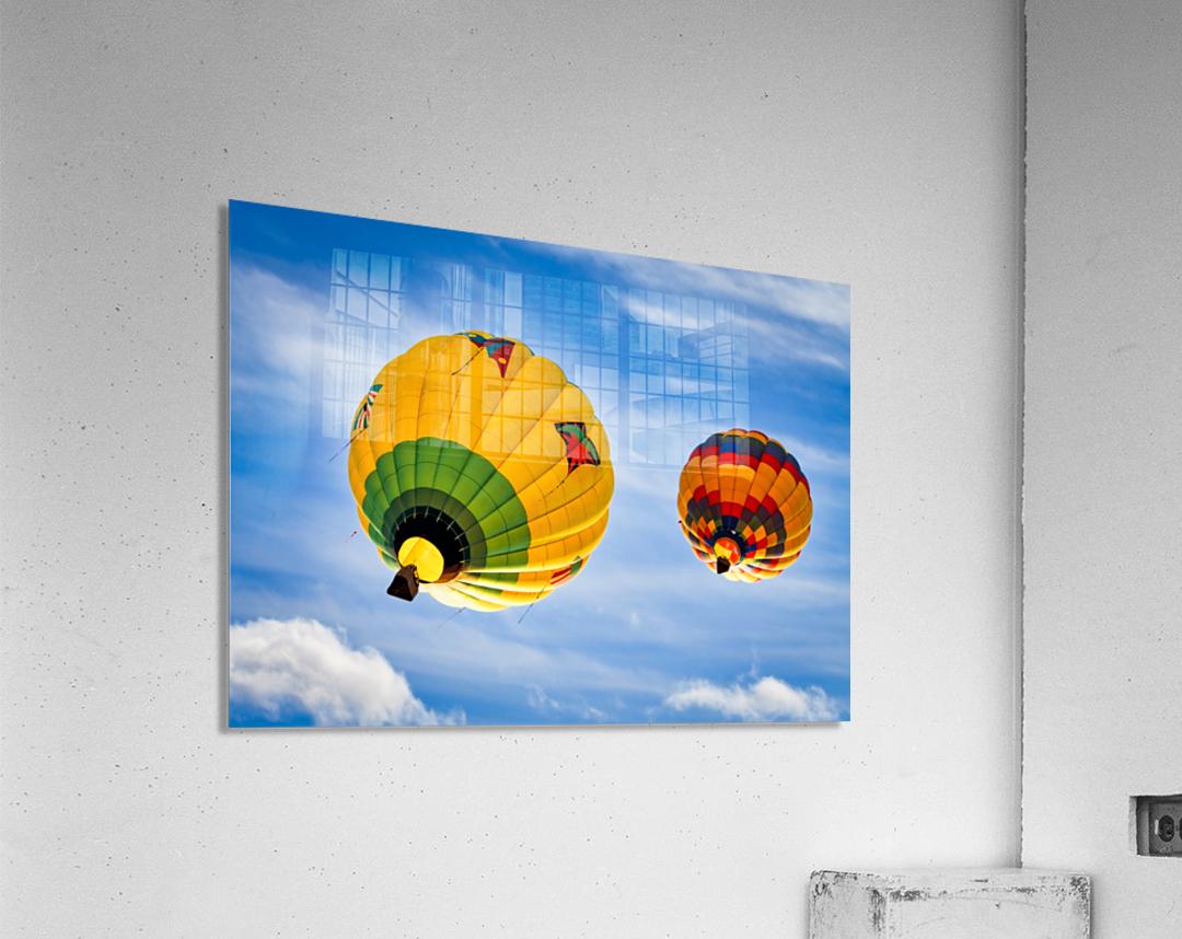 Going Up  Acrylic Print