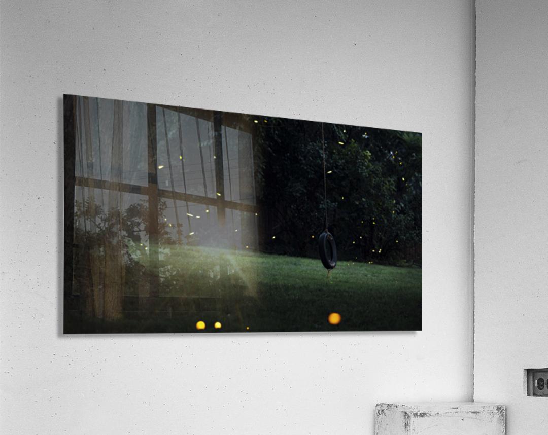 Fireflies in Pennsylvania  Acrylic Print