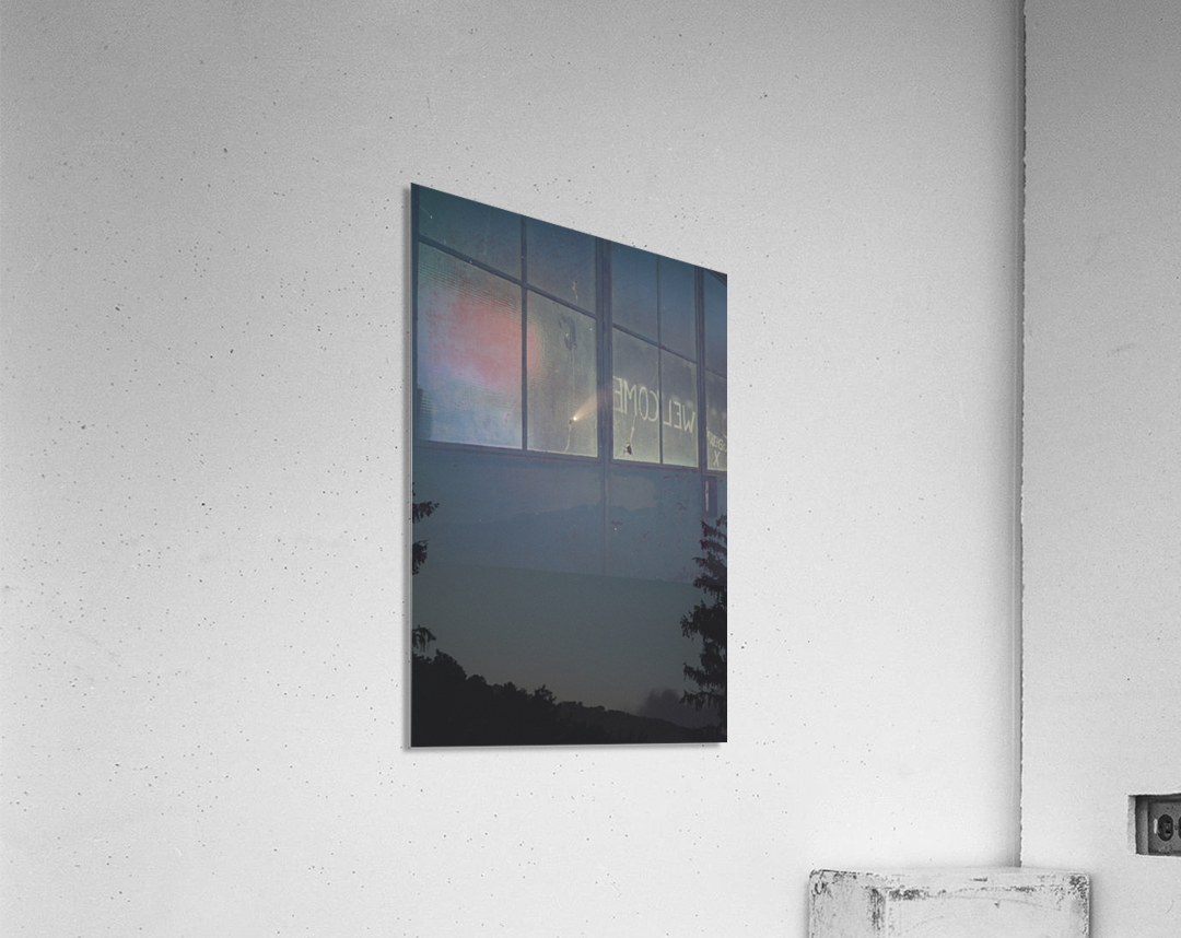 Comet NEOWISE  Acrylic Print