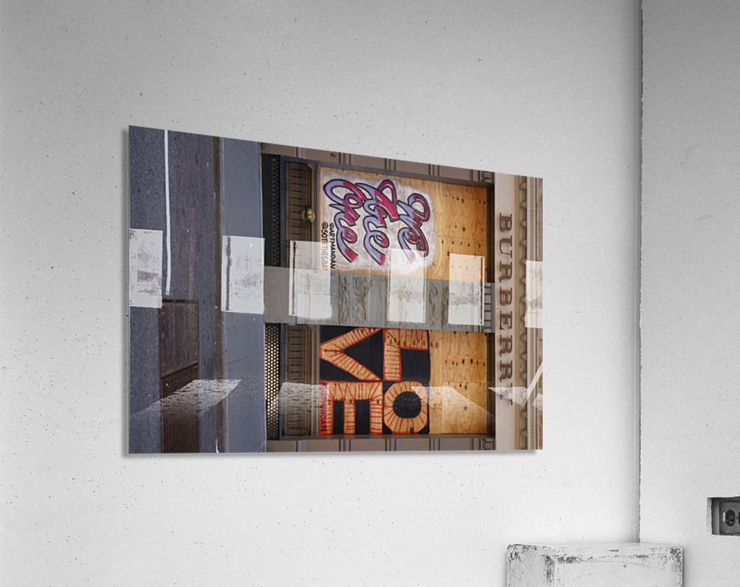 One Love   Acrylic Print