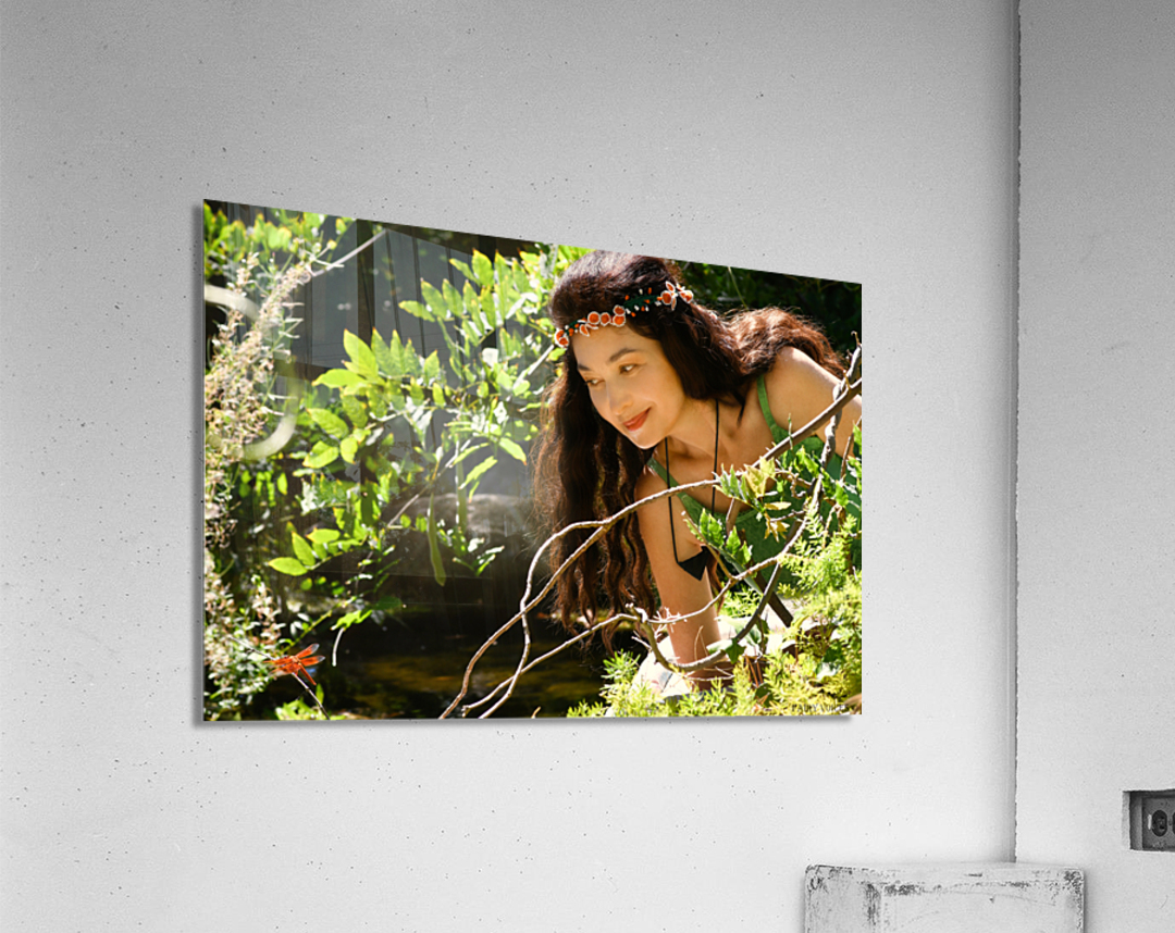 THE TINY MESSENGER collection 1-4  Acrylic Print