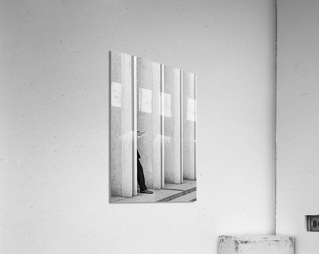 Hidden  Impression acrylique