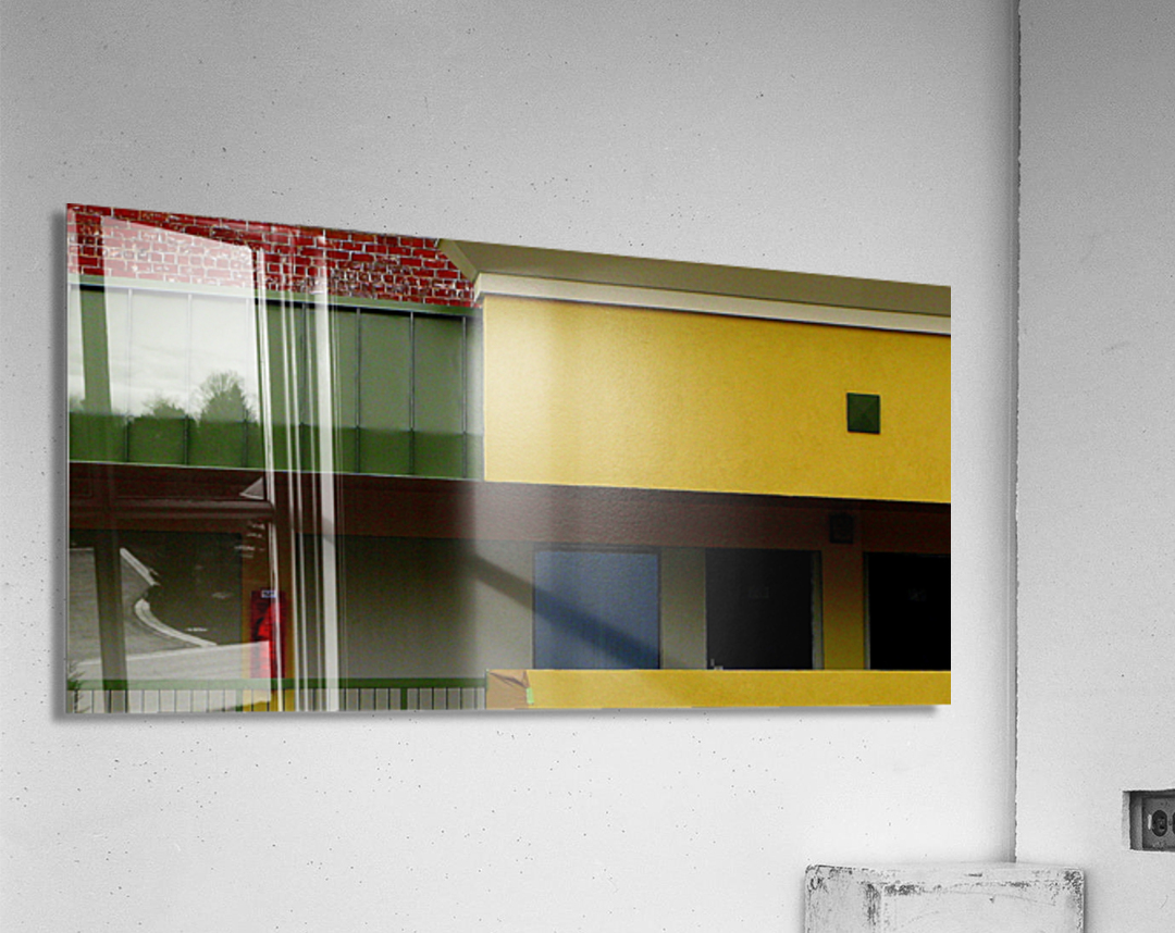 Minus Hopper  Acrylic Print