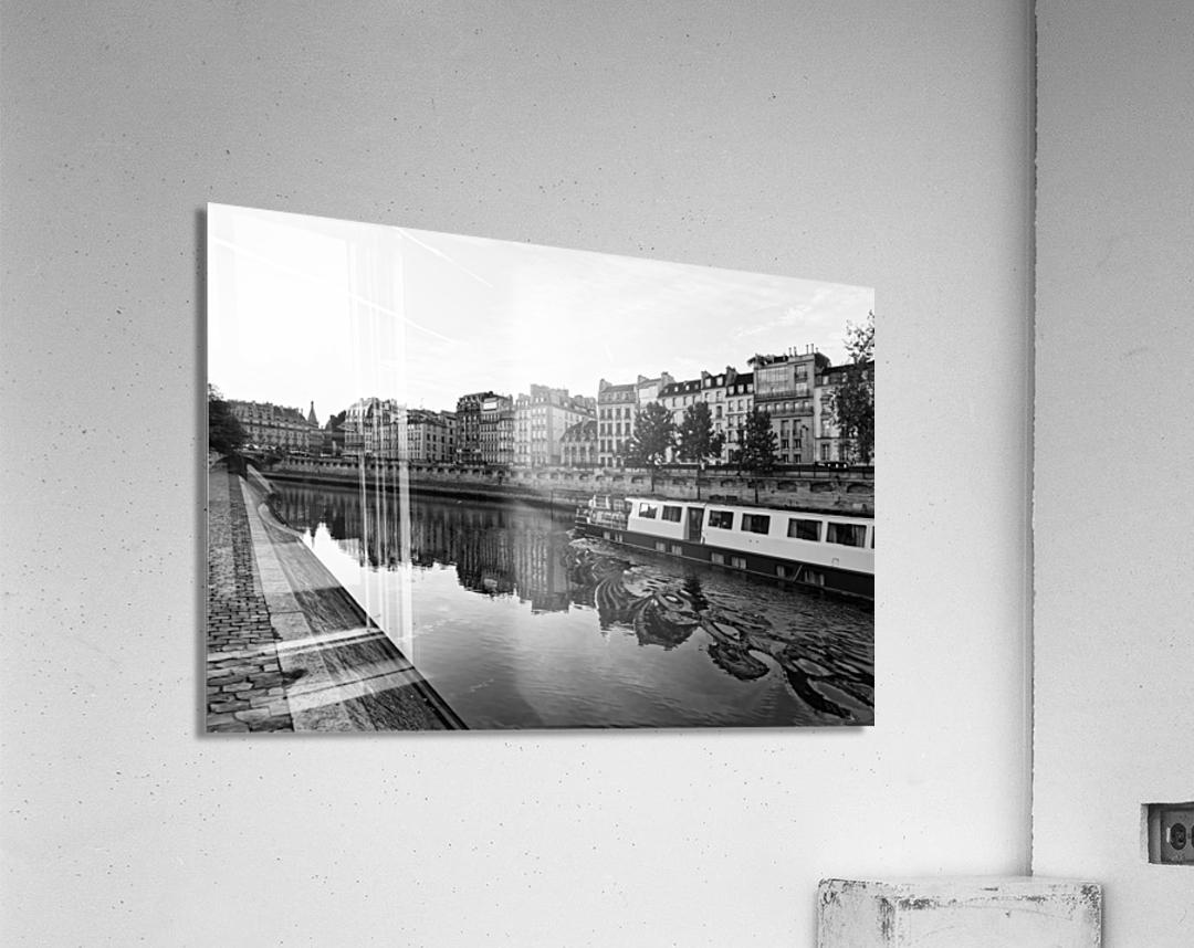 River cruise  Impression acrylique
