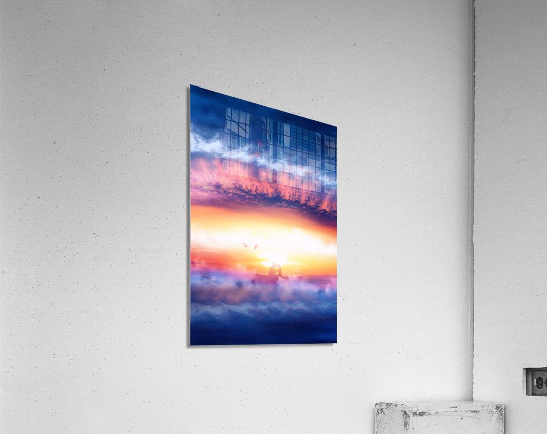 Dream Art IV  Acrylic Print