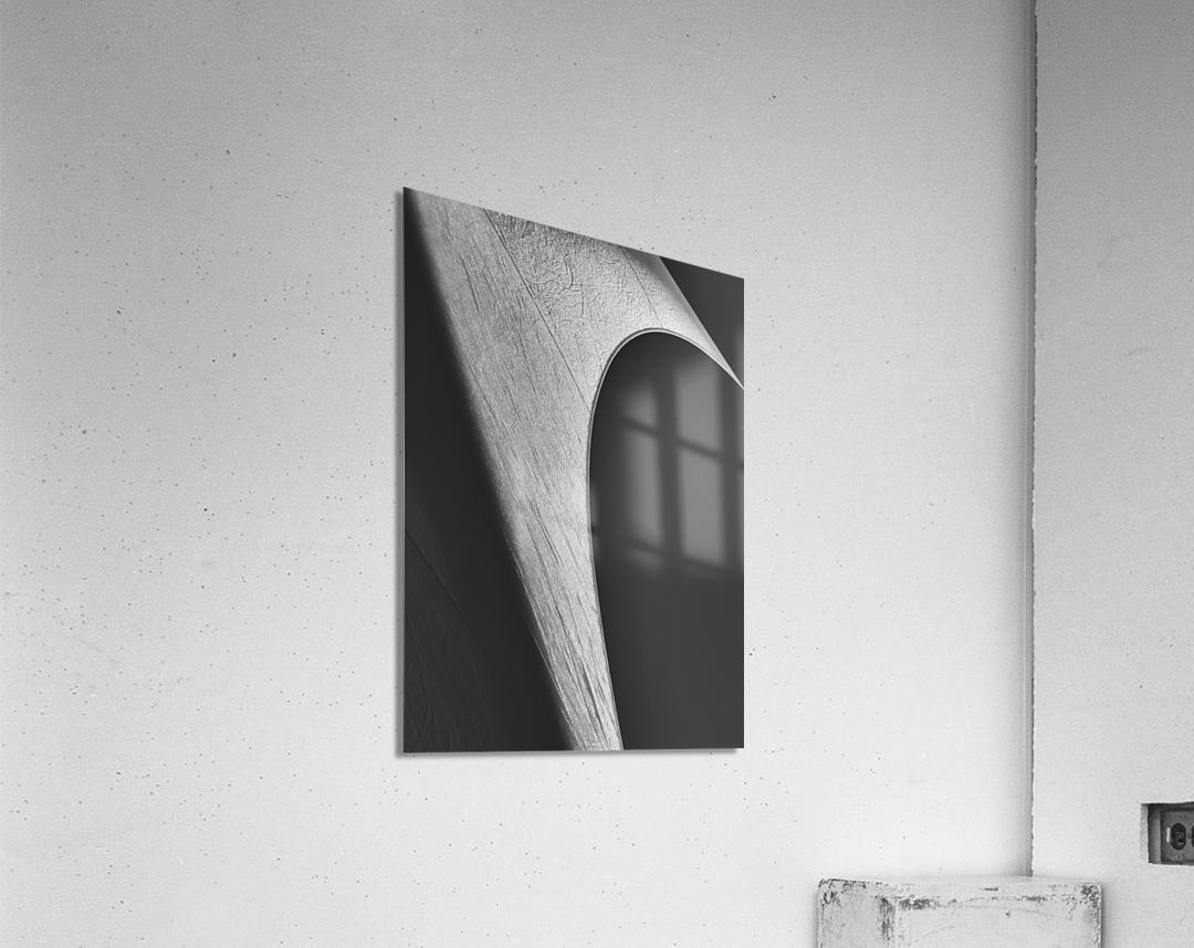 Abstract Sailcloth 12  Acrylic Print