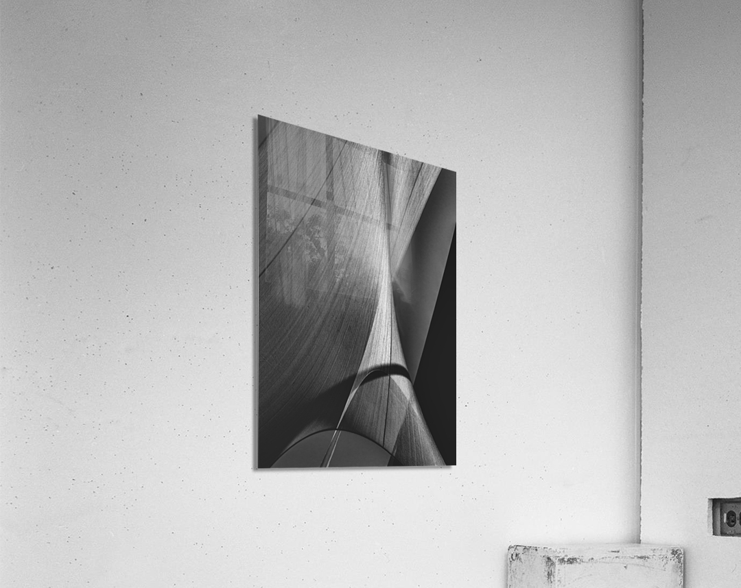 Abstract Sailcloth 17  Acrylic Print
