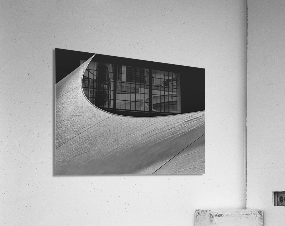 Abstract Sailcloth 19  Acrylic Print