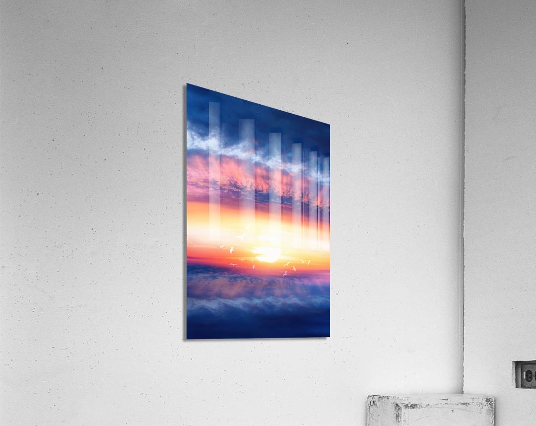 Dream Art III  Acrylic Print