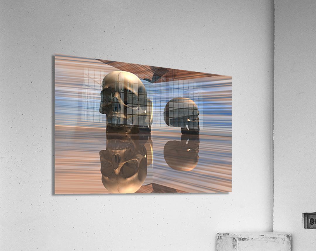 Sapiens  Acrylic Print