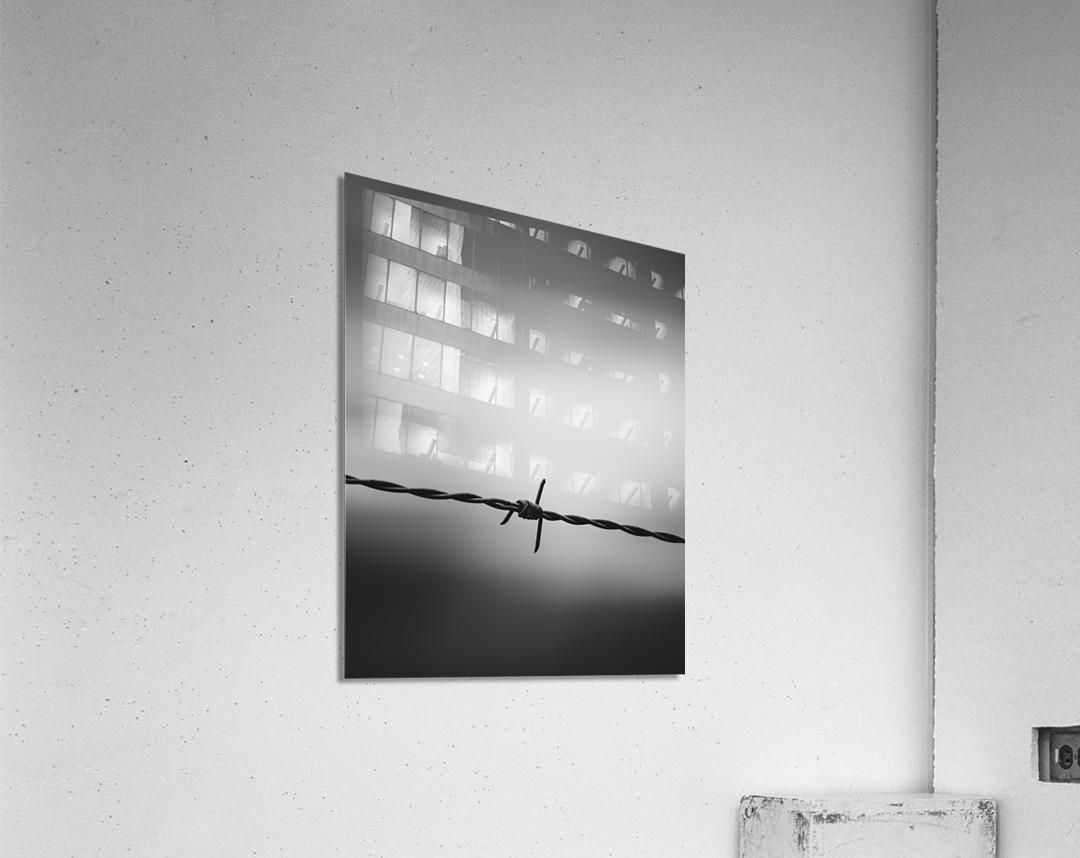 Twisted  Acrylic Print