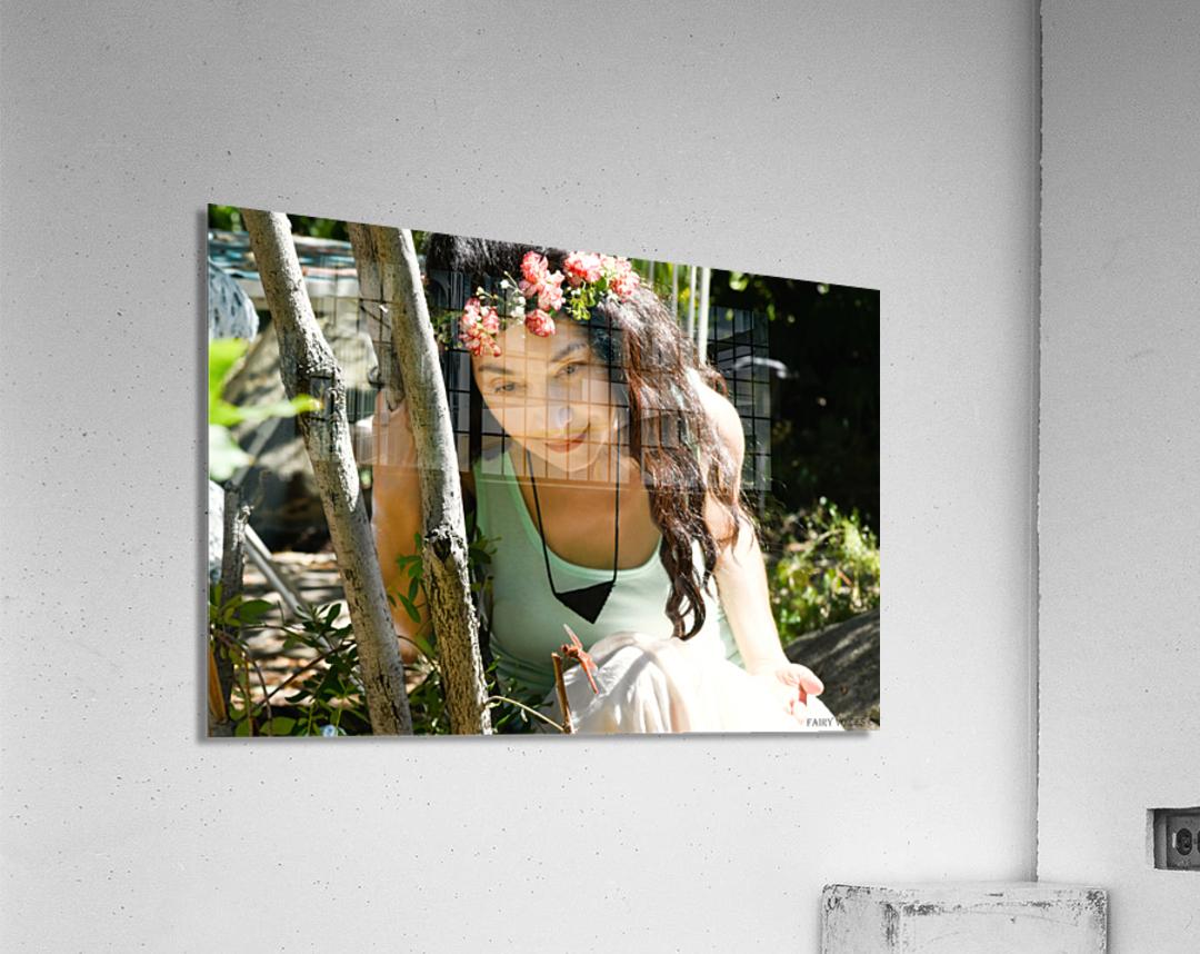 NO SECRET BETWEEN US  collection 2-4  Acrylic Print