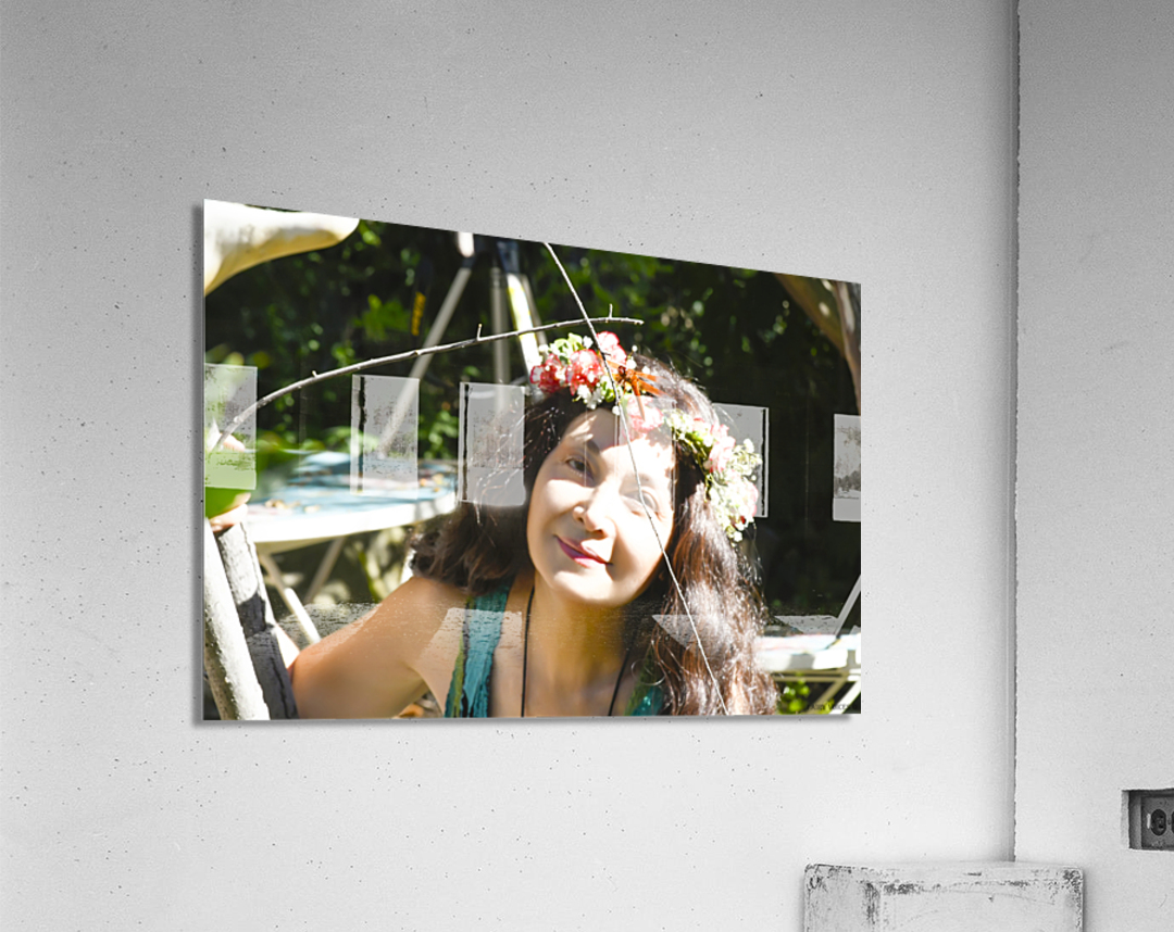 A TINY BEING WITH A BIG MISSION  Collection  3-8  Acrylic Print