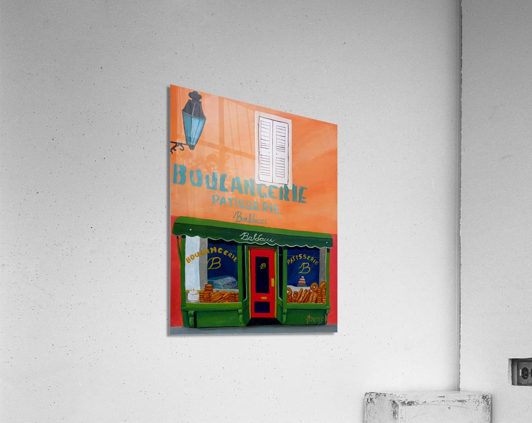 Baldacci Bakery  Acrylic Print
