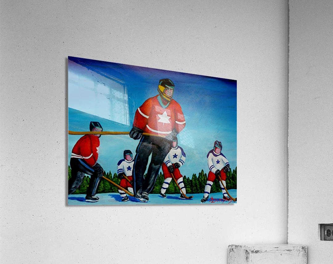 Breakaway  Acrylic Print