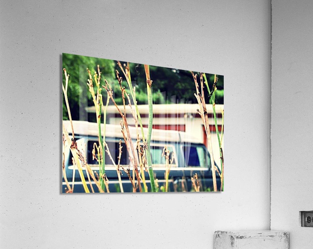 Van Life  Acrylic Print
