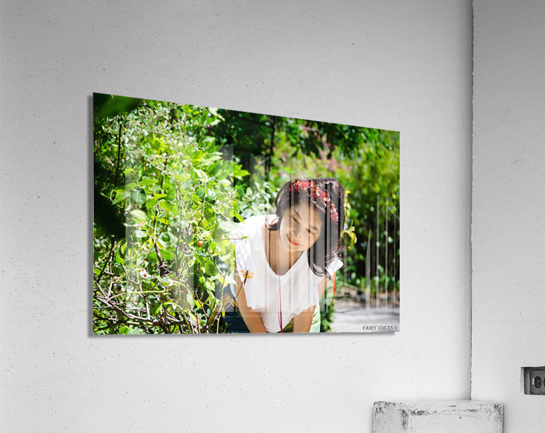 TELL ME MORE...Collection  1-6  Acrylic Print