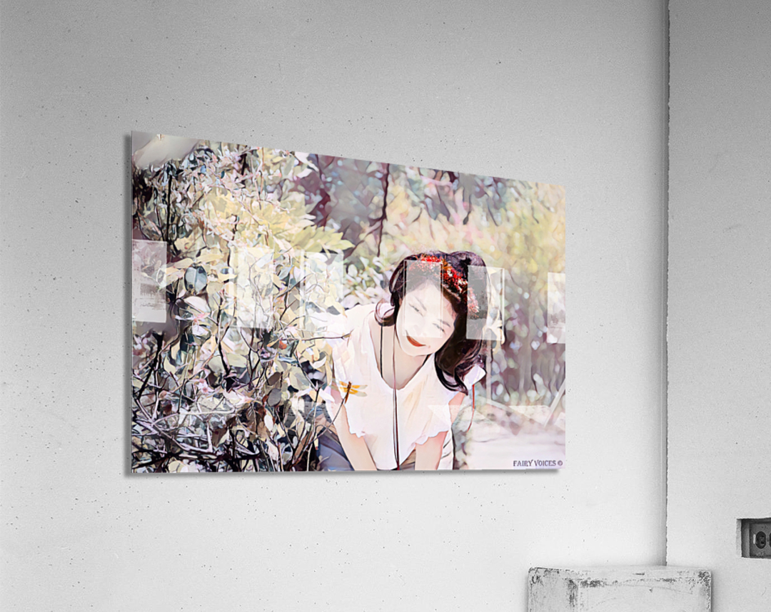 TELL ME MORE Art -Photo Collection  1-6  Acrylic Print