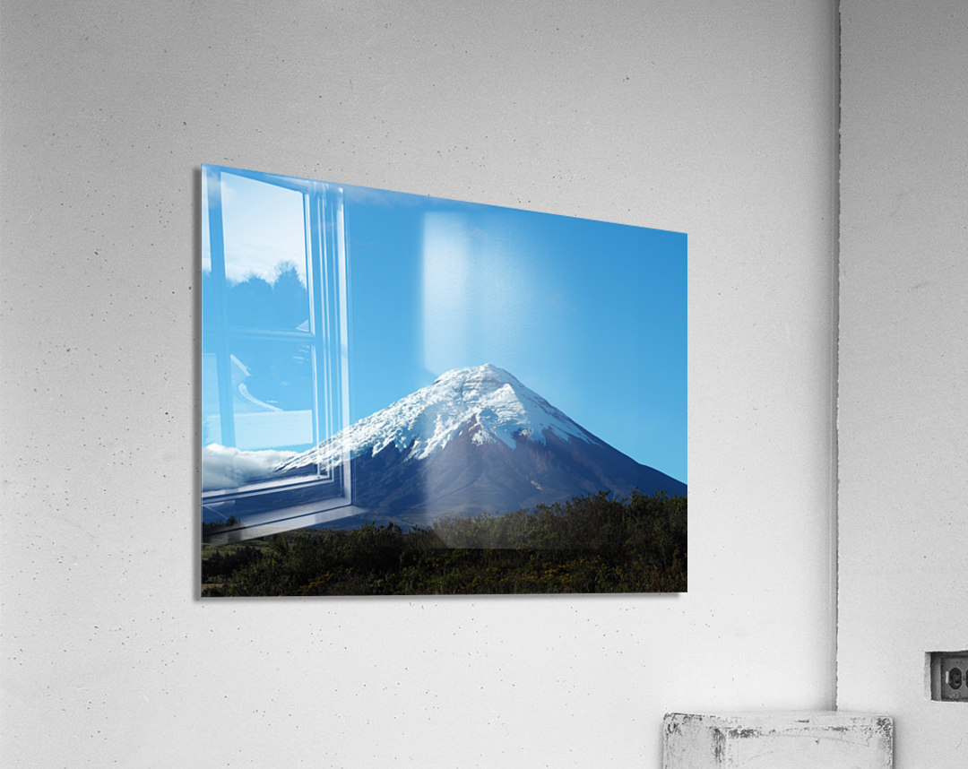 4AC2DAA8 F088 42F8 984A F2C96F02A281  Acrylic Print