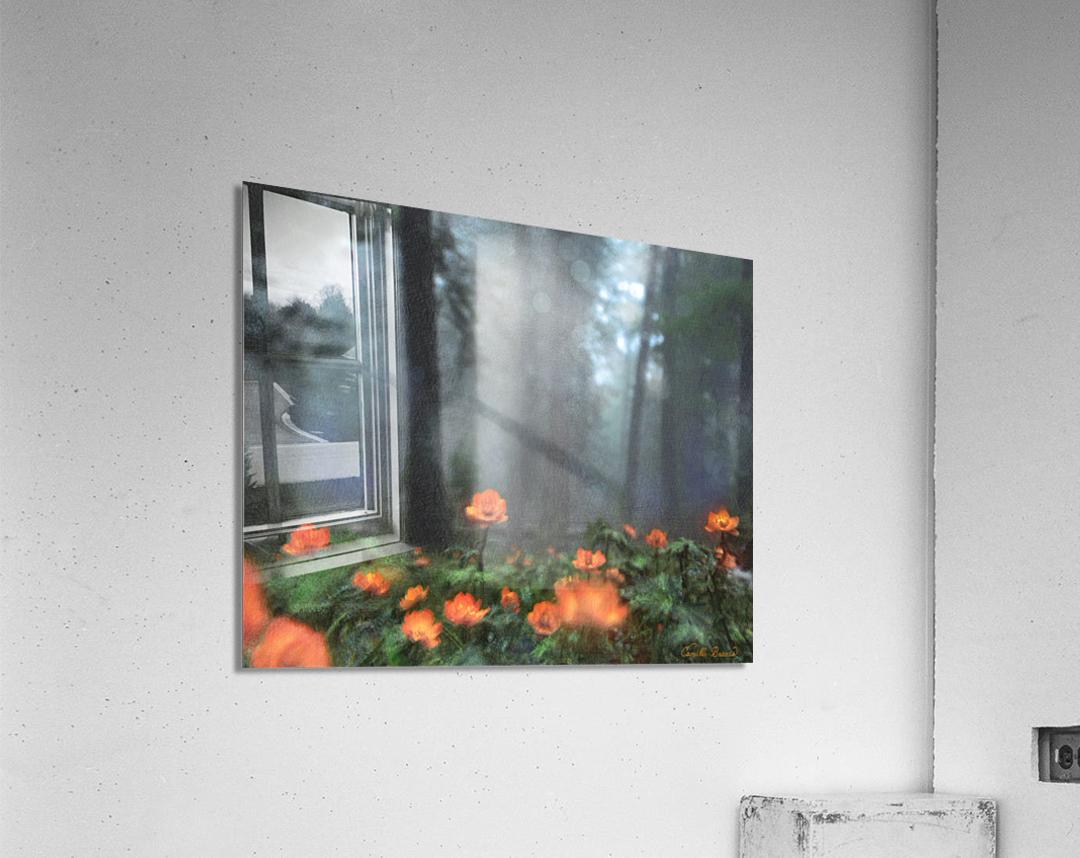 Peaceful Feeling  Acrylic Print