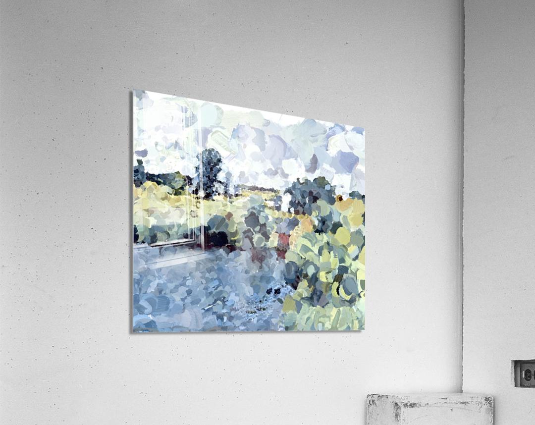 Winterthur Landscape  Acrylic Print