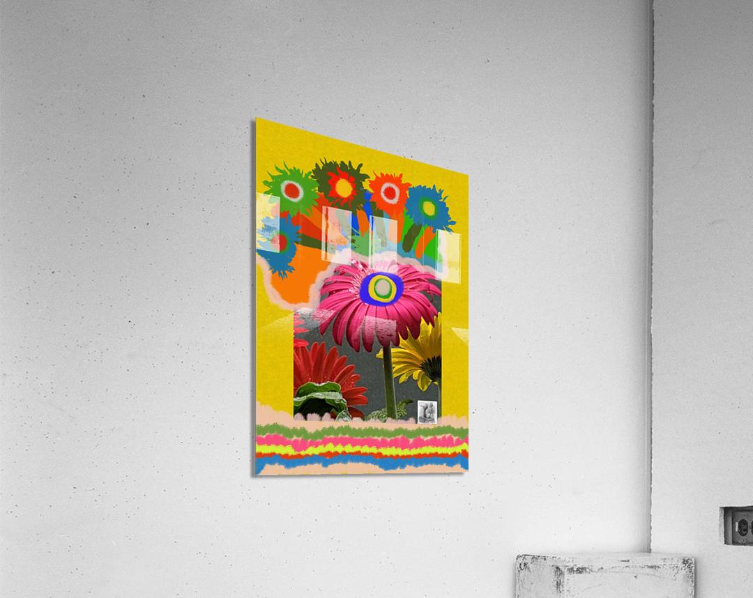 Love Is All  Acrylic Print