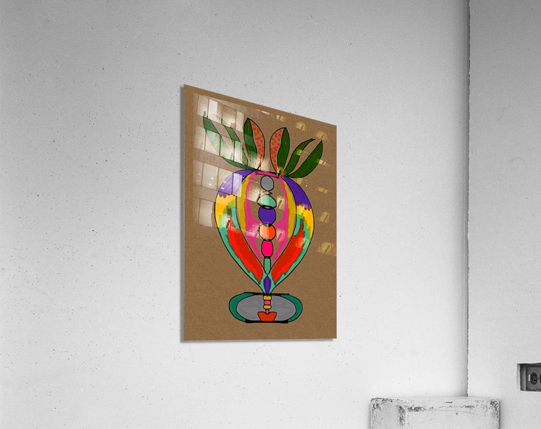 My Special Flower  Acrylic Print