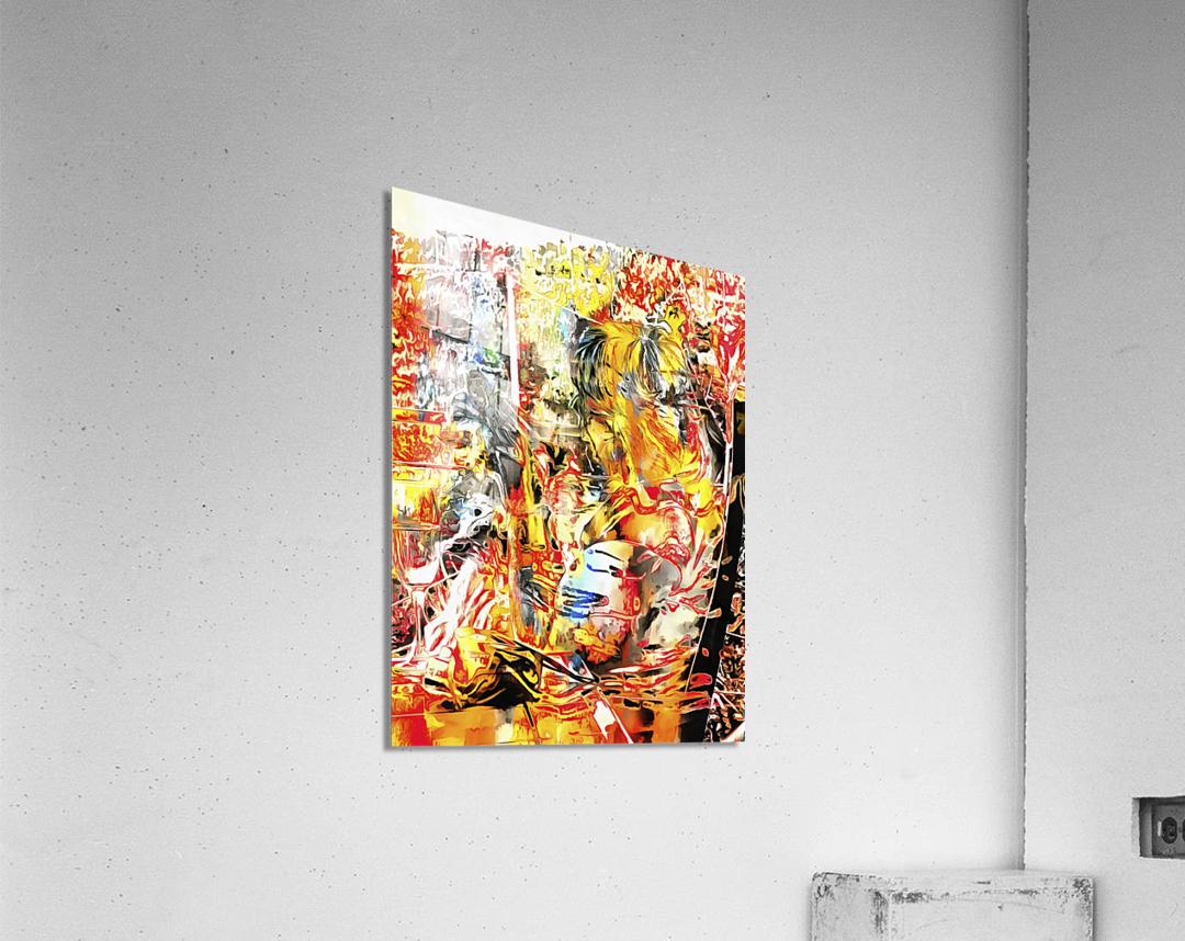 Quiet Companionship  Acrylic Print