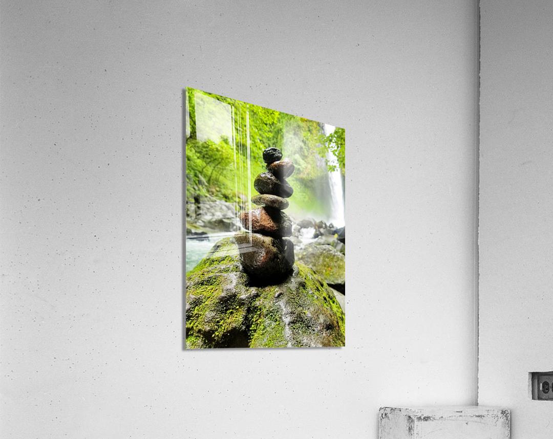 La Fortuna Waterfall   Acrylic Print