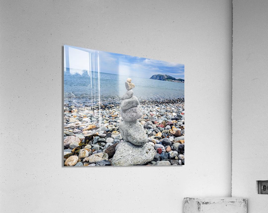 Llandundo beach  Acrylic Print