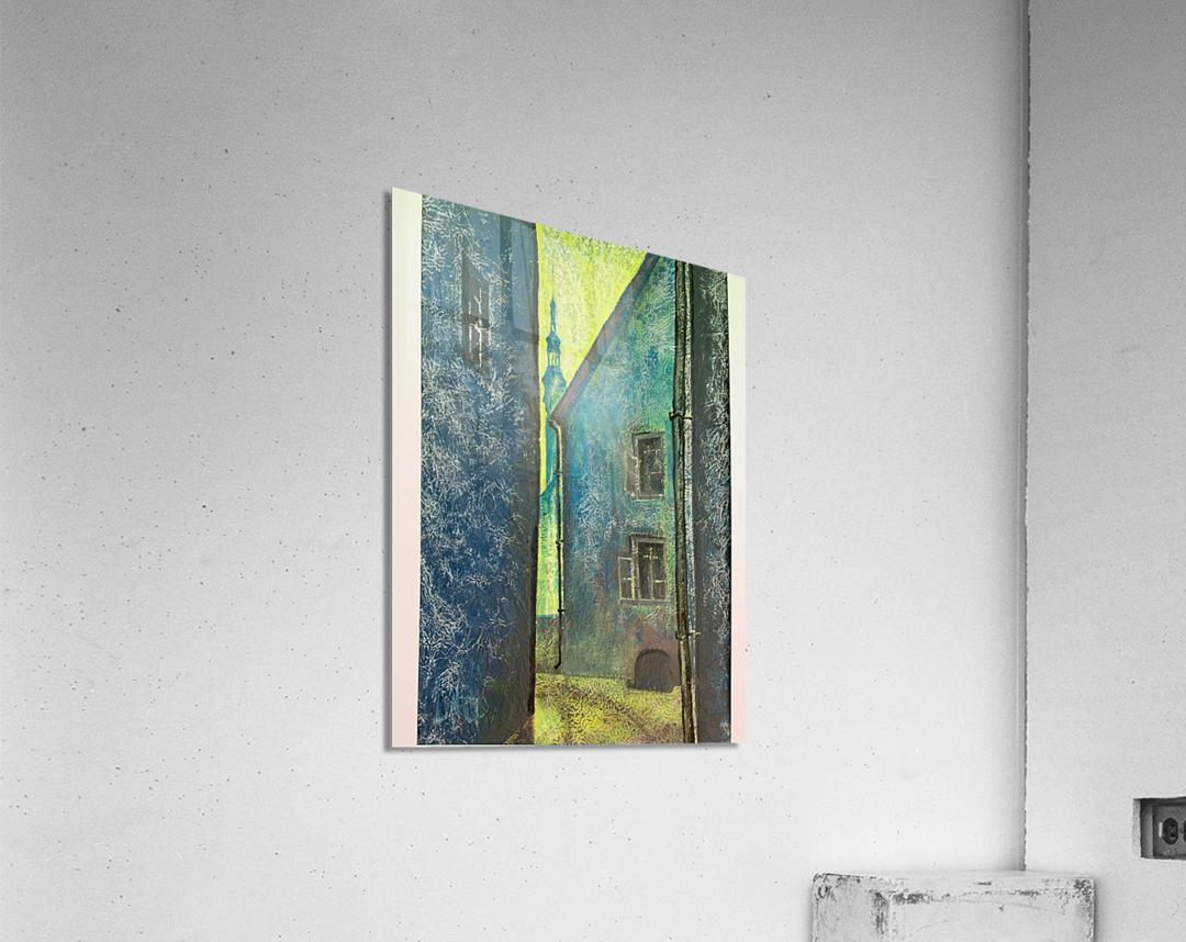 Old Tomas  Acrylic Print