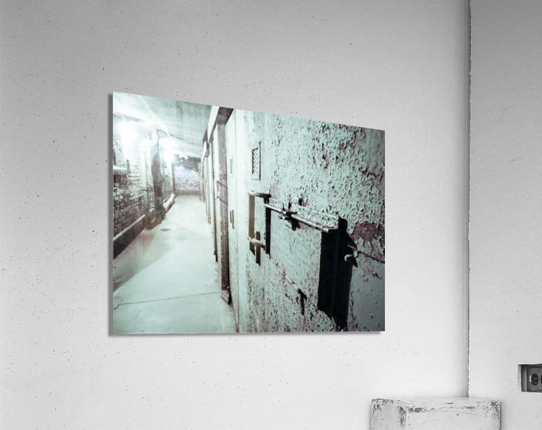 Solitary  Acrylic Print