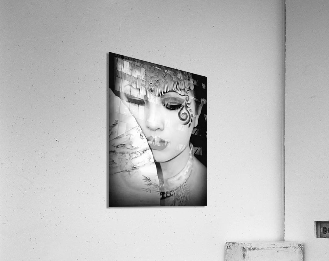 asia 1  Acrylic Print