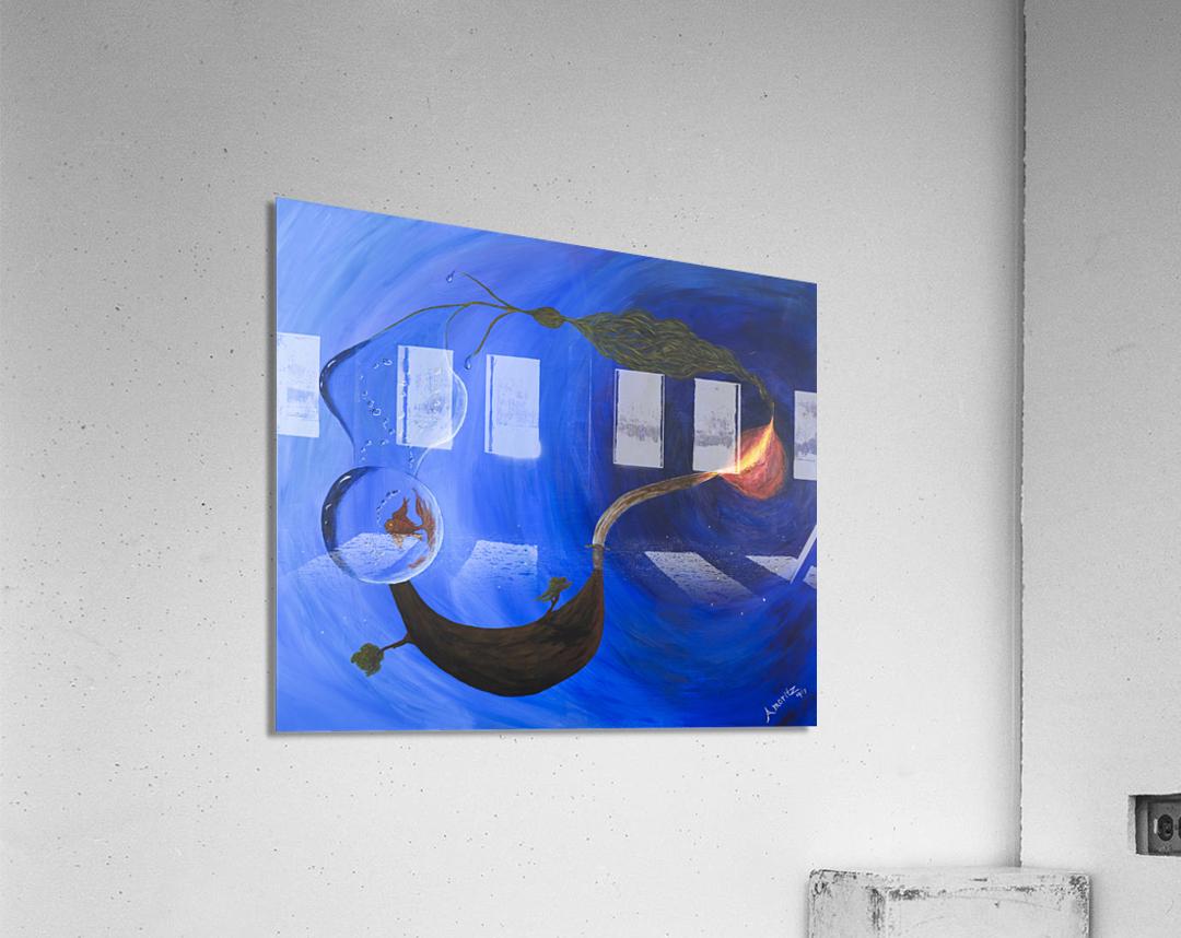 Element Harmony  Acrylic Print