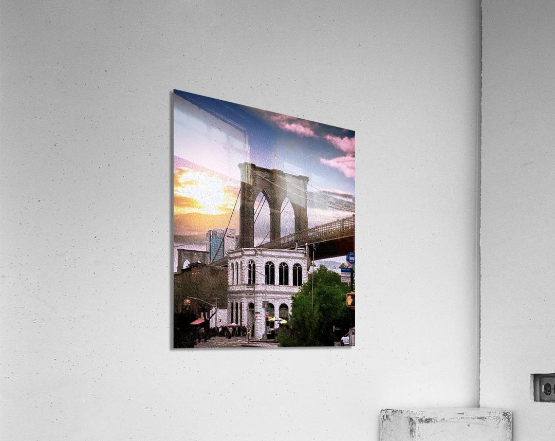 Dumbo  Acrylic Print