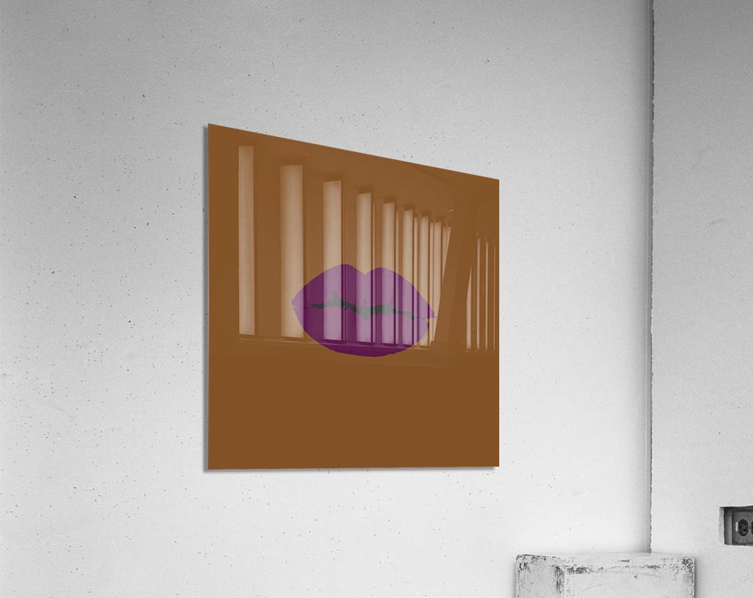 Dark Cherry  Acrylic Print
