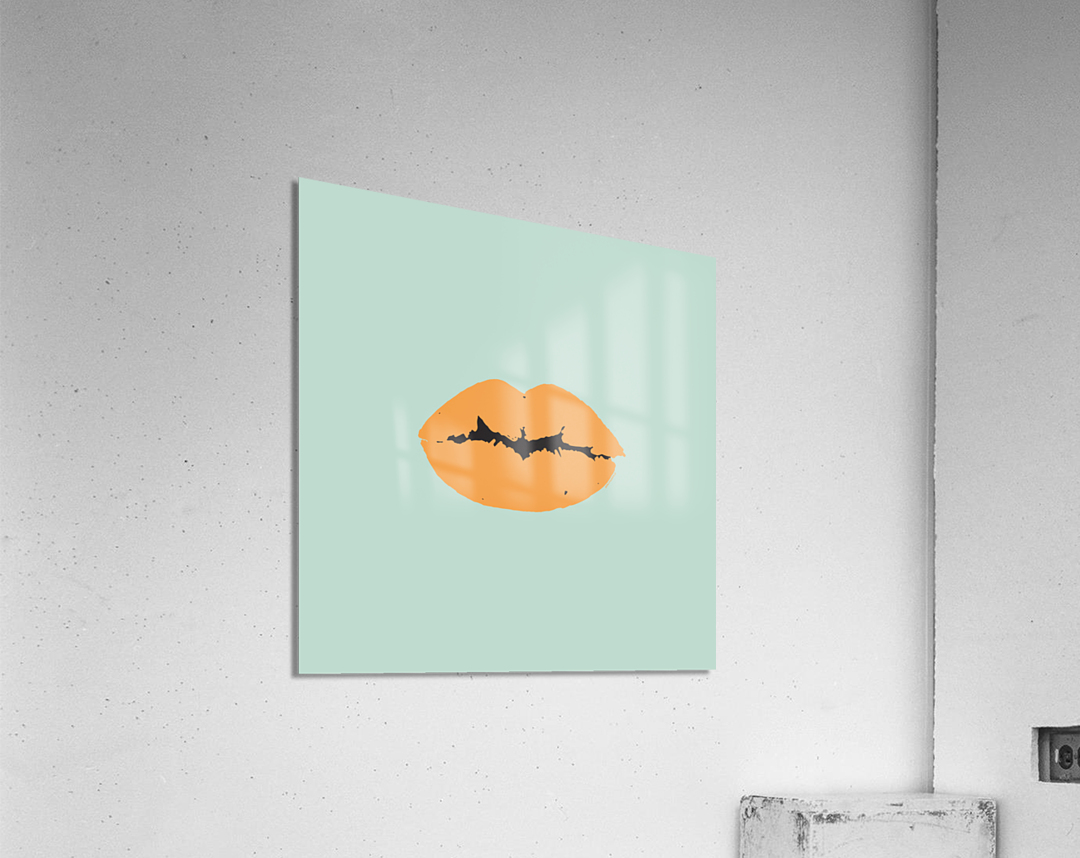 Surfboard  Acrylic Print