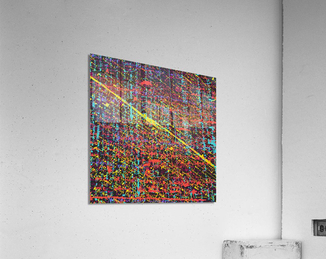 Nightheart I  Acrylic Print