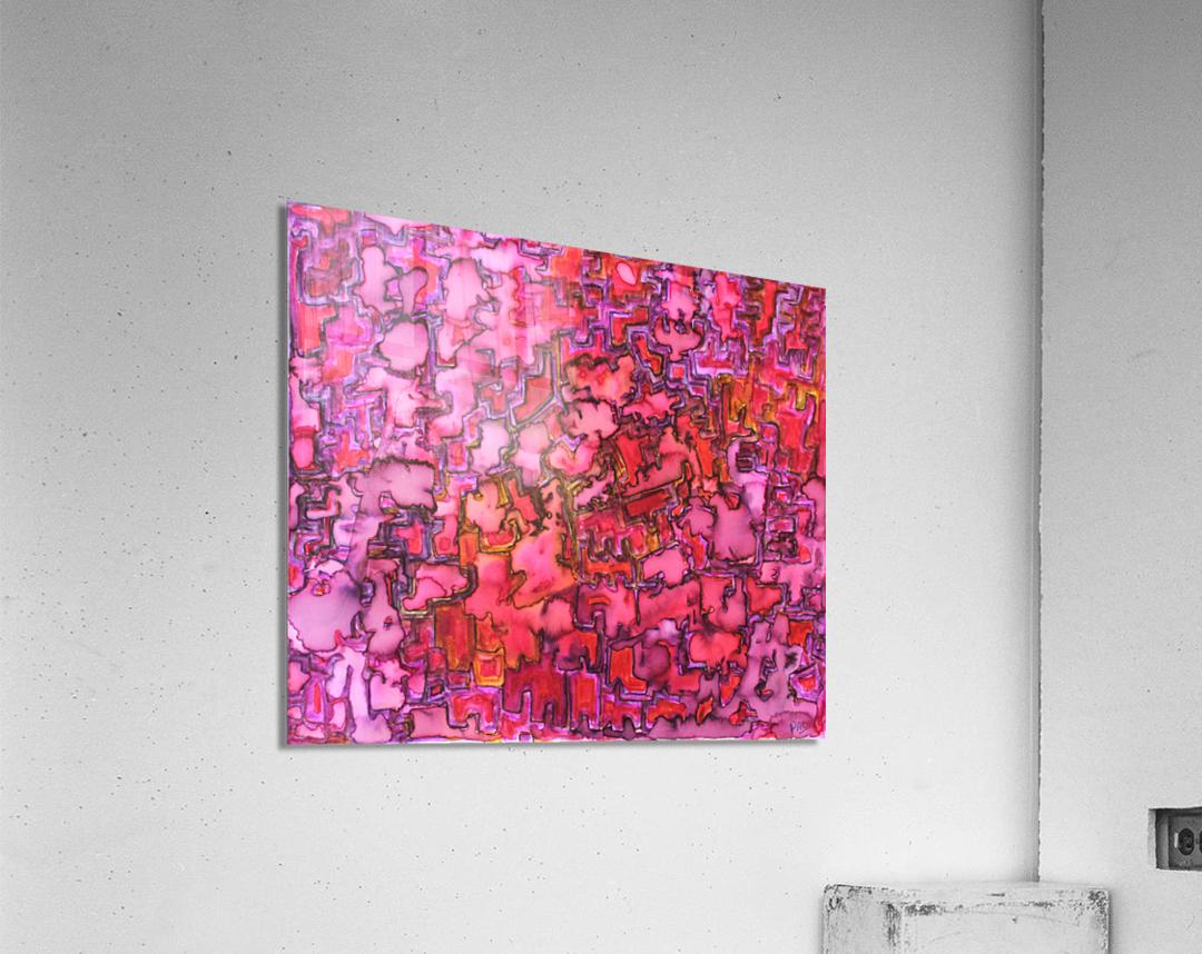 RANDOM  Acrylic Print