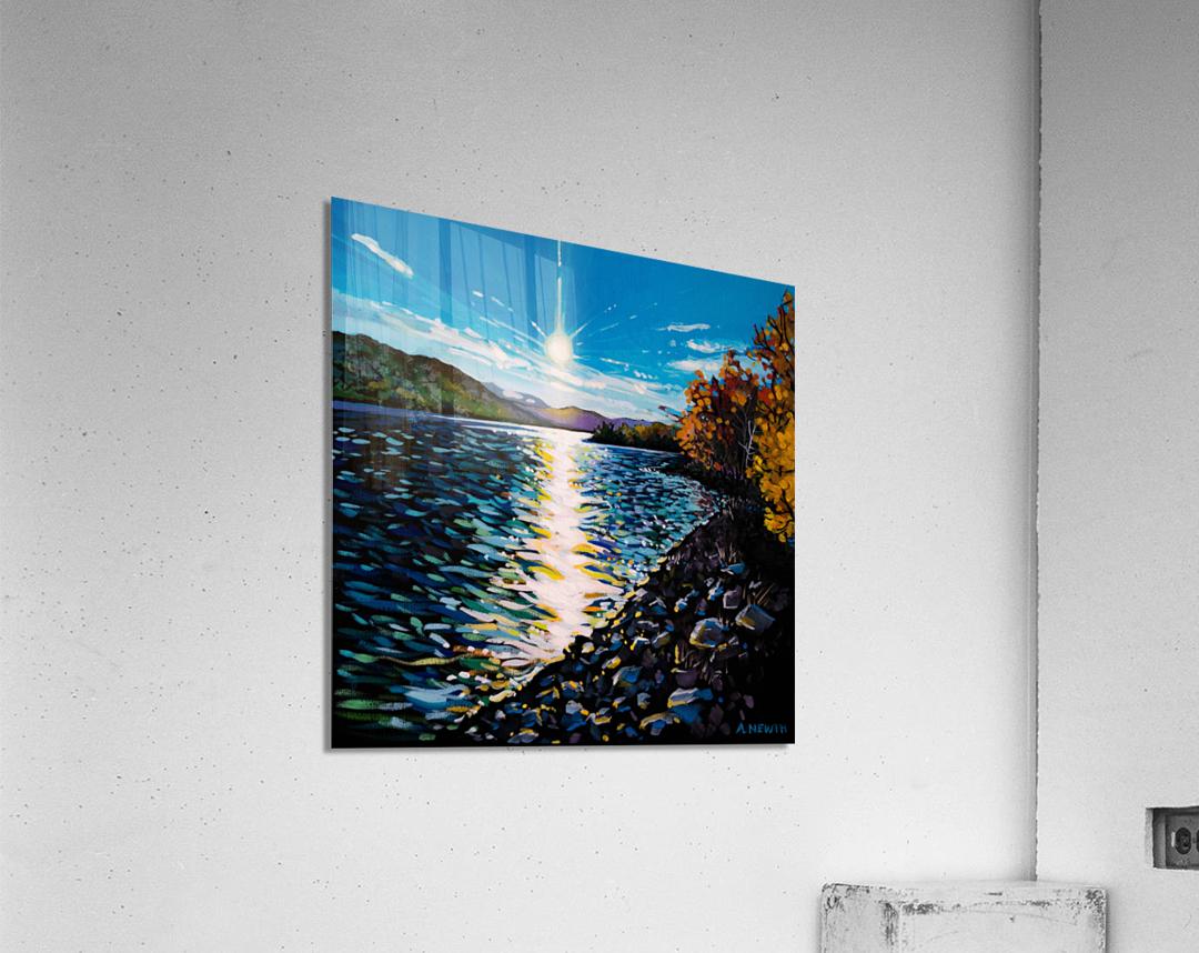 Moberly Lake  Acrylic Print