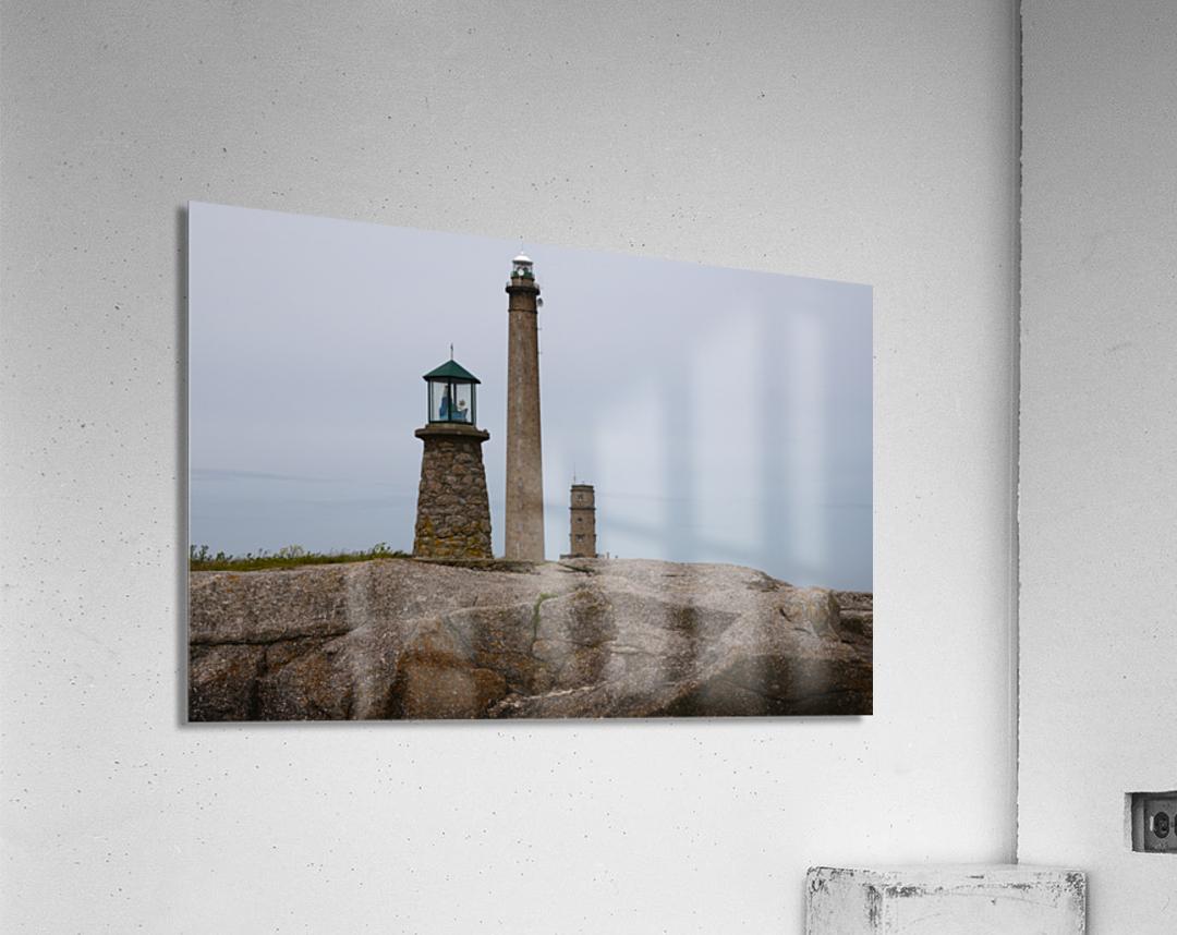 Architecture marine Light house  Acrylic Print