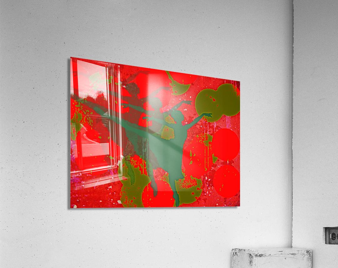 Dancing in a Dream  Acrylic Print