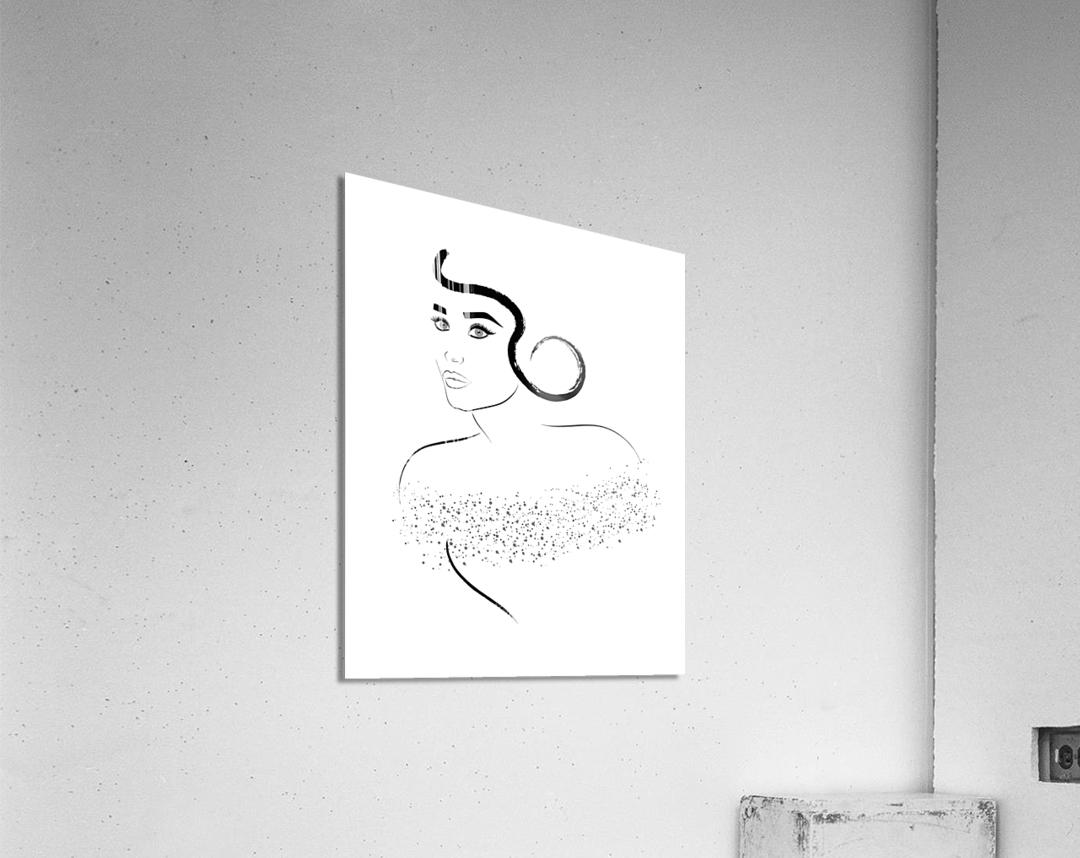 That look  Acrylic Print