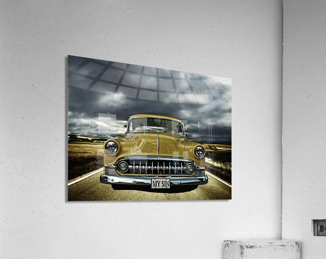 1953 Chevrolet  Acrylic Print