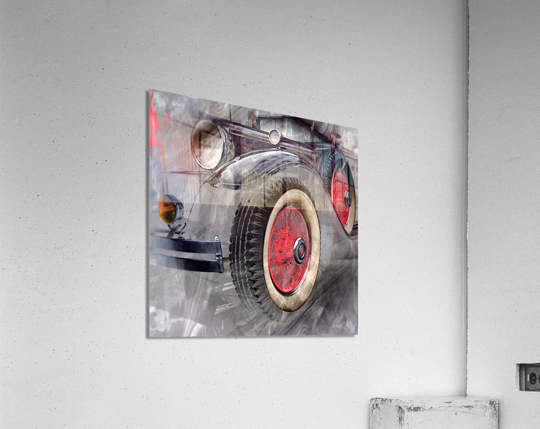 1930 Packard  Acrylic Print