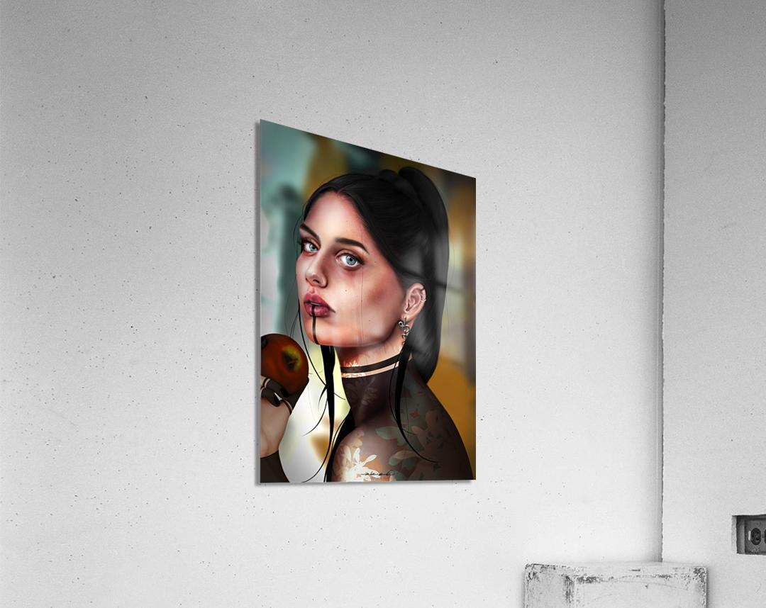 Eves apple  Acrylic Print