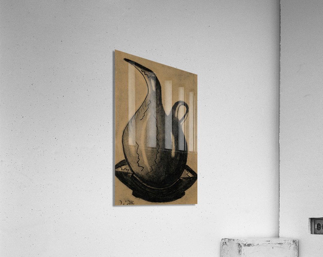 RA 030 -  כד מים  Acrylic Print