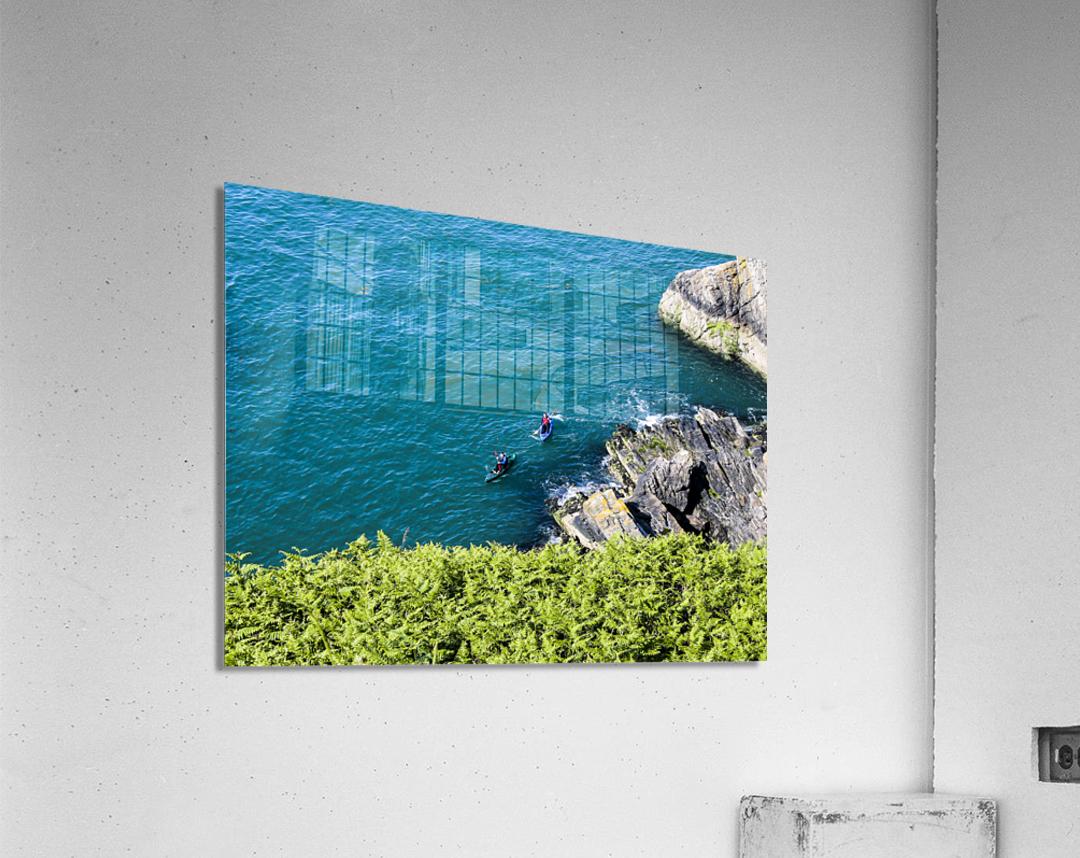 Adventure in Howth Ireland  Acrylic Print
