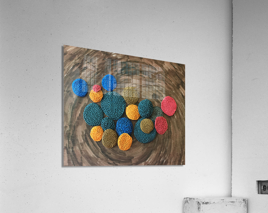 Corals  Acrylic Print